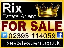 Rix commercial Estate Agents Shop Share