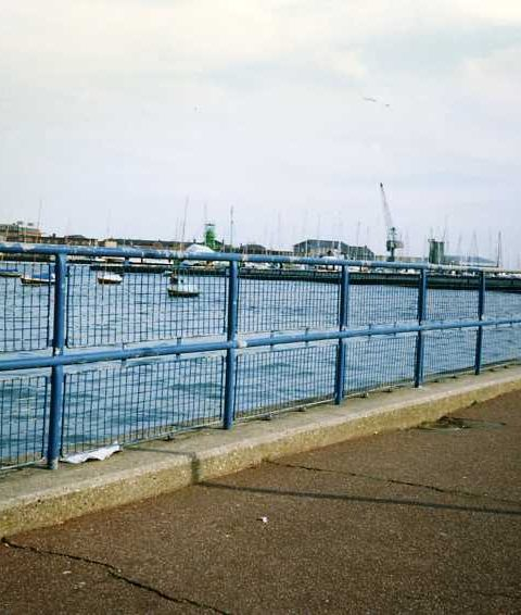 Hugh Beaver Gosport Ferry Promenade Hants