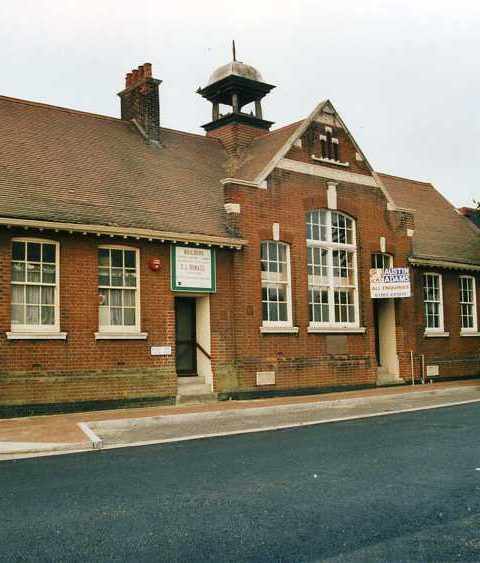 Hugh Beaver Harbour Rd School Gosport Hants