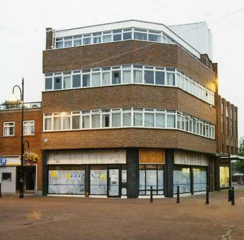 Hugh Beaver High Street Gosport Hants