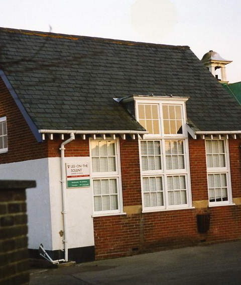 Hugh Beaver Lee-on-the-Solent Junior School Gosport Hants