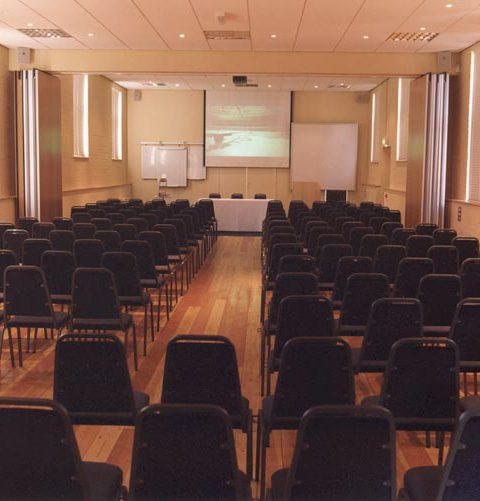 Explosion Meeting Halls Gosport Hants