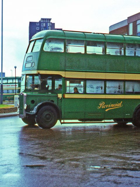 Buses Gosport & Fareham 4 JHO 129 1967 Soth Street by Roger Cox