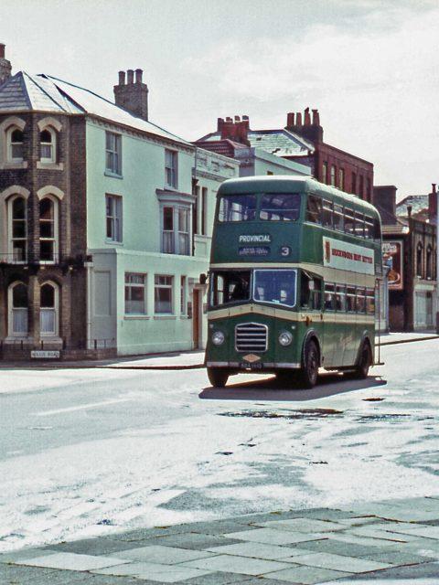Buses Gosport & Fareham 2 884 HHO 1967 Roger Cox