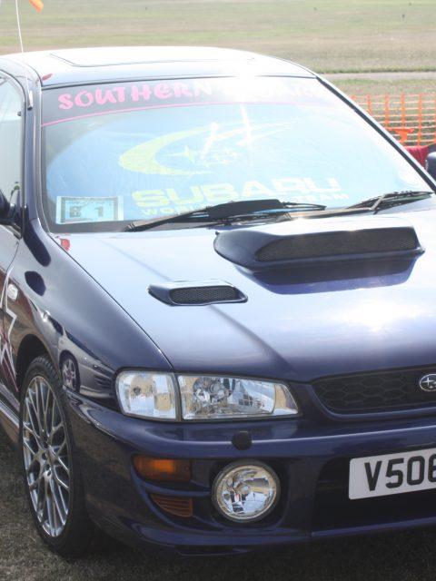 Gosporteers Motor Show Rally Stokes Bay Gosport Hants Custom Car 26th August 2013 by Thomas Newton