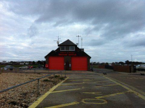 GAFIRS Base Stokes Bay Gosport Hants - By Martin Chandler 2012