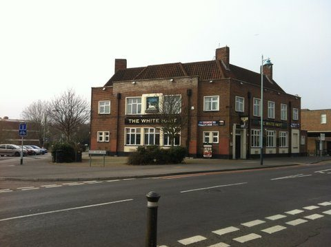 White Hart PH Stoke Rd Gosport Hants- By Martin Chandler 2012